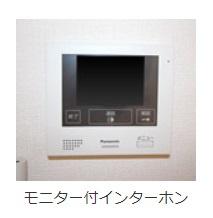 【セキュリティ】レオパレスエクレールⅡ(47824-108)