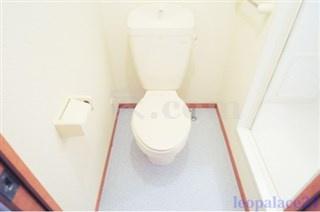 【トイレ】レオパレスIT(24636-304)