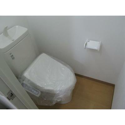 メゾンド石橋のトイレ