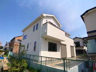 新京成線「習志野」駅徒歩14分の全1棟の新築一戸建てです。