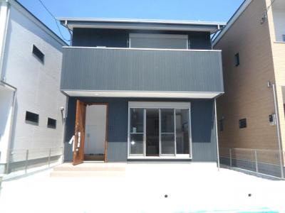 【外観】高知市介良乙(本江田)新築戸建