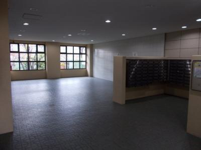 【エントランス】千里南パークマンションA棟