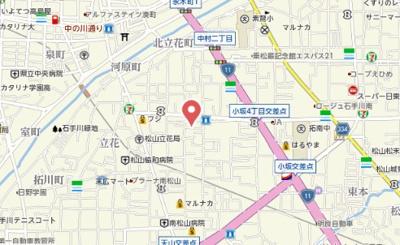 【地図】ツイン・メイ