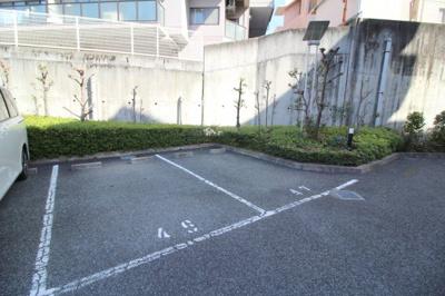 【駐車場】カーサグラシア