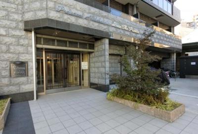 【エントランス】プレサンス野田阪神駅前 ザ・プレミアム