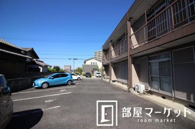 【駐車場】コーポ井川
