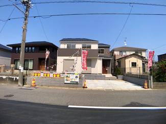 新京成線「習志野」駅徒歩15分の全1棟の新築一戸建てです。