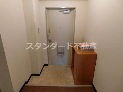 【玄関】エクセルニューオーサカ