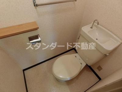 【トイレ】エクセルニューオーサカ
