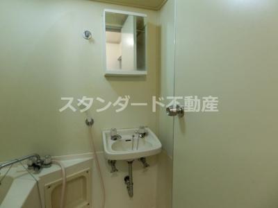 【洗面所】エクセルニューオーサカ