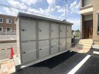 【駐車場】ヴィラ・ラフレシールC
