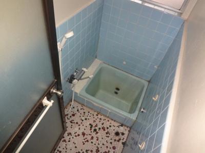 【浴室】東垣生一戸建