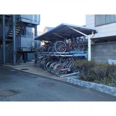 自転車置場