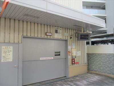 【駐車場】ワコーレレジクス兵庫