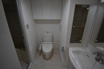 【トイレ】大切なペットと暮らせる素敵な1DK コンフォリア麻布台