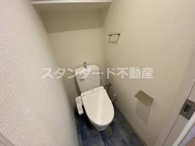 【トイレ】サムティ北梅田リーヴ