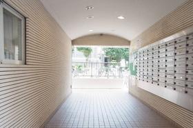 【ロビー】スカイコート戸越銀座