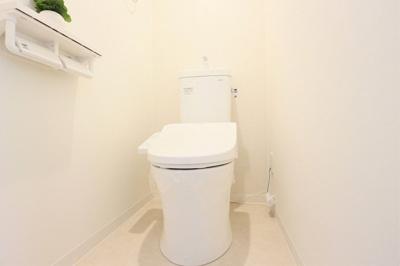 【トイレ】寝屋川サンハイツB