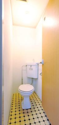 【トイレ】バンクシアB棟