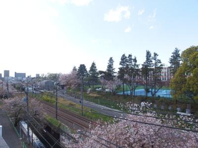 【展望】ピアコートTM武蔵関弐番館