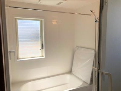 【浴室】サントピア船穂 ①号地モデル
