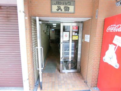 【エントランス】ハピーハイツ入谷