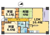 甲子園四番町パークハウスの画像