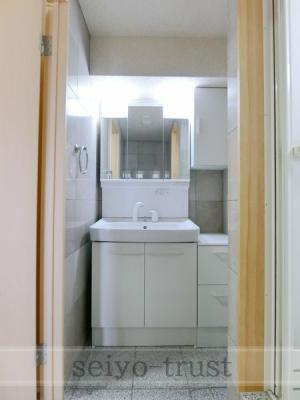 【洗面所】シティタワープレミアム