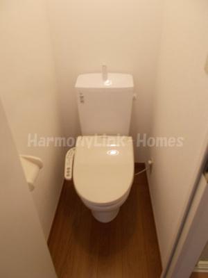 プルミエール野方のトイレ