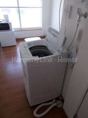 プルミエール野方の洗濯機