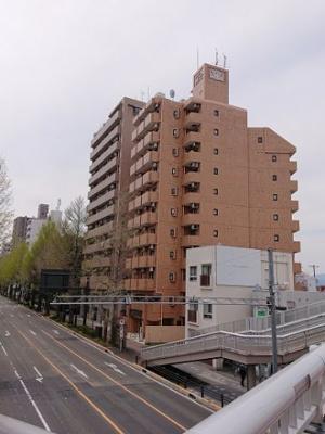 【外観】ライオンズマンション西八王子第2