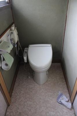 【トイレ】西野2丁目中古戸建