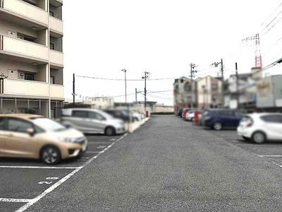 【駐車場】シャルマンフジ住之江公園・アミューゼ