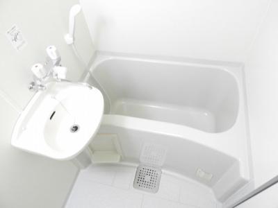 【浴室】ユニーブル靭公園