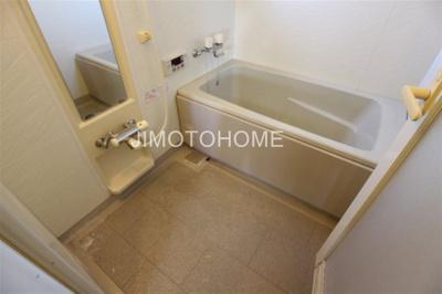 【浴室】キングマンション弁天町