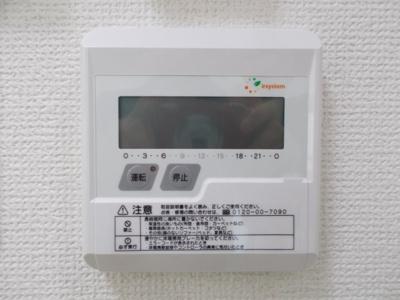 フェリストゥインクルの床暖房☆