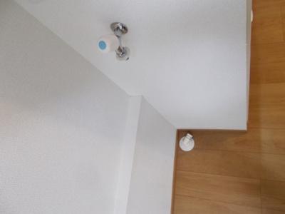 フェリストゥインクルの室内洗濯機置場☆