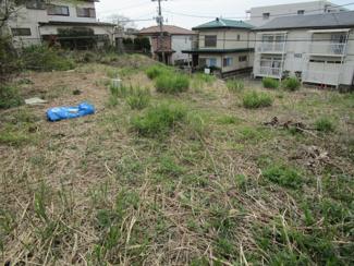 千葉市花見川区朝日ヶ丘 土地 新検見川駅 近隣に公園があり、子育て環境良好です。