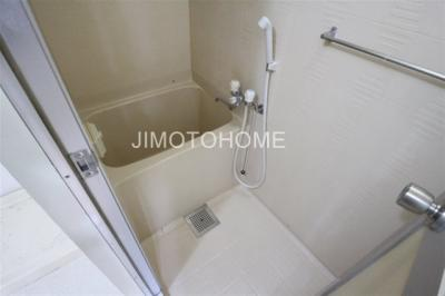 【浴室】第二山菱マンション