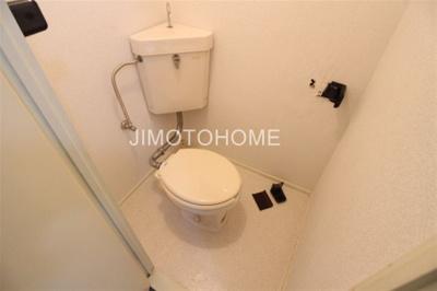【トイレ】第二山菱マンション