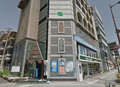 【外観】車之町西 約20坪事務所 5階C