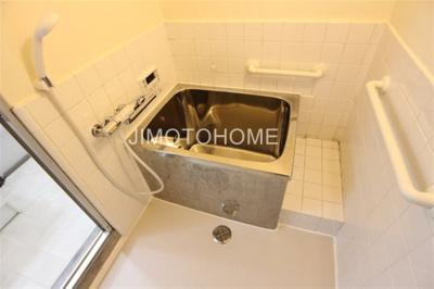 【浴室】南市岡3丁目貸家