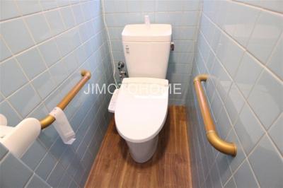 【トイレ】南市岡3丁目貸家