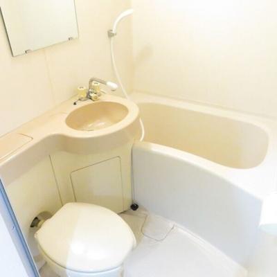 【浴室】箕面セントラルハイツ