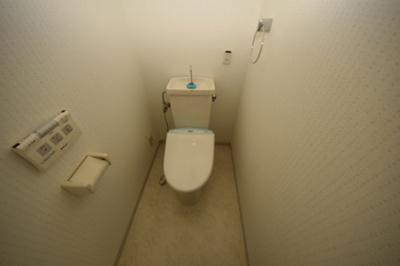 【トイレ】グランディア 六甲楠丘