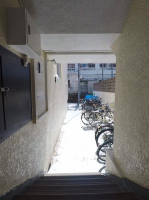 コーポ北新宿