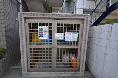 【その他共用部分】カスタリア千駄ヶ谷