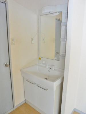 【独立洗面台】サンビレッジ21 B棟