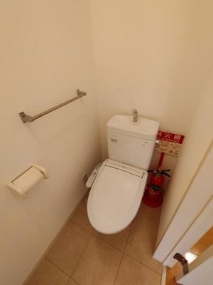 【トイレ】プランドールS棟