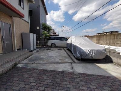 【駐車場】プランドールS棟